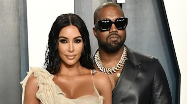 Kanye West gives Kim Kardashian birthday hologram of dead father
