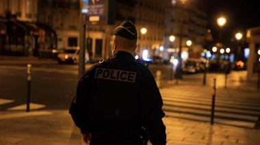 Seven Britons arrested in Paris over attempt to run over a policeman outside Israeli embassy