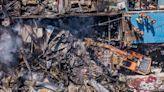 首爾東大門市場暗夜大火 3小時67商鋪燒光