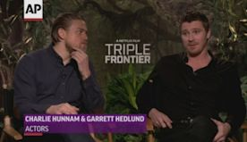 Charlie Hunnam: 'I've worked with people and I've hated them'