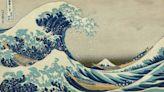 NFT: La grande onda di Kanagawa del maestro Hokusai diventa un'opera d'arte digitale