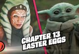 THE MANDALORIAN Season 2: Every Easter Egg & Reference In Episode 5