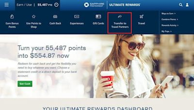 Transferring Chase Ultimate Rewards Points to British Airways