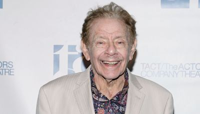 Jerry Stiller Has Died at Age 92 - Read Ben Stiller's Heartfelt Tribute to His Father