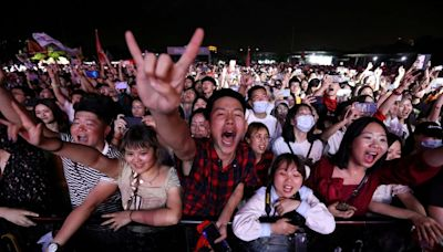 Thousands attend music festival in Wuhan, 16 months after Covid first emerged there