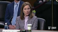 Senate Republicans expected to complete SCOTUS confirmation process for Amy Coney Barrett on Monday