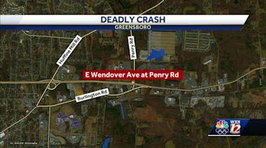 Greensboro Deadly Motorcycle Crash