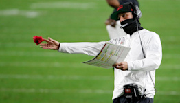 Kyle Shanahan explains curious challenge in 49ers' loss to Colts