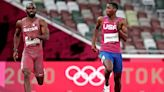 Erriyon Knighton, 17, leaving longtime pros in his wake in the 200 meters at Tokyo Olympics