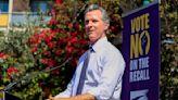 California Gov. Gavin Newsom plays Trump card in fight against recall