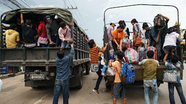 自泰國返鄉工人確診病例增加,柬埔寨政府宣佈封鎖八個省份 - The News Lens 關鍵評論網