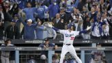 Cody Bellinger, Mookie Betts claw Dodgers back from brink, narrow Braves' NLCS lead to 2-1