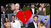 Celebrity break-ups 2019: The A-list splits that have hit headlines this year