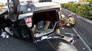 男上國道逆向7公里! 釀4車碰撞1死1傷