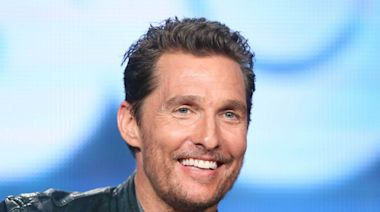 Matthew McConaughey says he never dated co-stars to keep on-screen chemistry 'sizzling'