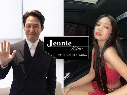 不只本名「金珍妮」是為了李政宰取的, Jennie 還可能出演《魷魚遊戲》第二季? ‧ A Day Magazine