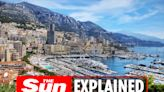 Is Monaco in France?