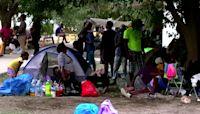 Haitian migrants deported as pressure builds on Biden
