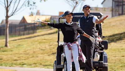 Tiger Woods Talks Being a Girl Dad While Golfing with Jada Pinkett Smith: 'Daddy's Little Girl'