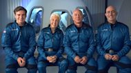 Amazon founder Jeff Bezos and New Shepard crew on traveling into space