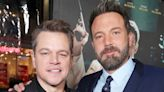 Ben Affleck Debuts Jaw-Dropping New Look in Hilarious Video With Matt Damon - E! Online