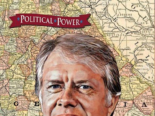 New comic book highlights life of U.S. President Jimmy Carter