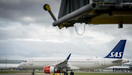 SAS airline 'fighting for survival', CEO says as shares plunge