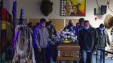 In mourning and gratitude, the Blackfeet Nation says farewell to its leader - The Boston Globe
