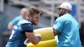 Comeback story? Tebow opens Jags training camp as '1 of 90'