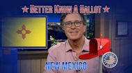 """New Mexico, Confused About Voting In The 2020 Election? """"Better Know A Ballot"""" Is Here To Help!"""