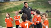 The Silver Falls U9 girls needed a soccer coach. Big brothers stepped up