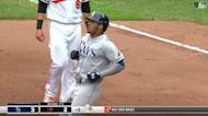 Franco六局上敲安 延續連續29場上壘紀錄【MLB球星精華】20210830
