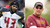 Former NFL player TJ Ward blames Ron Rivera for getting cancer in bizarre rant