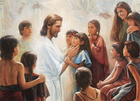 ... : Nursery Manual Lesson 5: Jesus Christ Showed Us How to Love Others