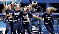 Kelsey Stewart's walk-off homer delivers U.S. softball win over Japan