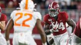Alabama vs. Tennessee odds, line: 2021 college football picks, Week 8 predictions from model on 22-9 run