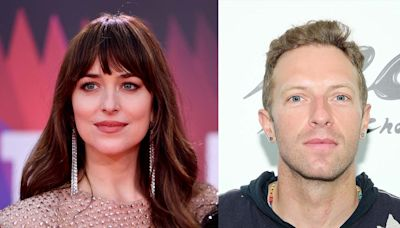 Chris Martin and Dakota Johnson are so in love, as Coldplay singer calls actor his 'universe'