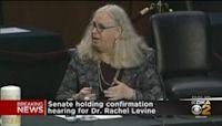 Senate Holding Confirmation Hearing For Dr. Rachel Levine