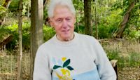 Convalescing Clinton gives thanks for 'outpouring of support' after hospital stay