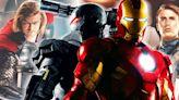 Every MCU Phase One Movie Ranked, According to Critics