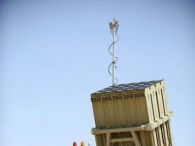 以色列「鐵穹」系統是如何實現領空防禦的?
