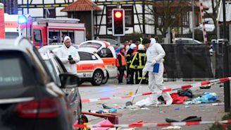Dozens Injured as Car Plows Into German Carnival Parade