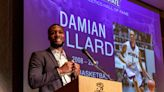 'I really bleed purple': Damian Lillard's full speech at Weber State Hall of Fame induction banquet