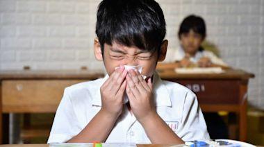5成孩子飽受過敏鼻炎之苦 依病況選擇適合藥物緩解症狀