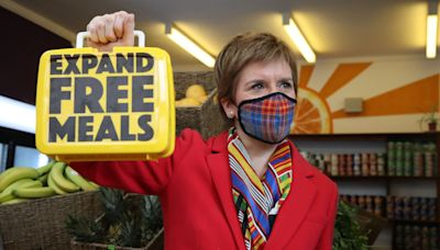 SNP to offer free breakfasts to secondary pupils as school meals policy expanded