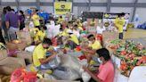 颱風淹沒民房菲災民家當全毀 台商捐物資救急