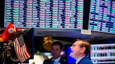 Dow adds 600 points as bond jitters ease, vaccinations rise