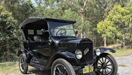 Ford Model T Celebrates 113th Birthday At Ford Plant