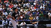 Could Michael Toglia be Todd Helton's long-awaited heir to fill Colorado's black hole at first base?