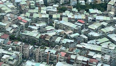 北市公寓頂加斜屋頂限高 將放寬為2.1公尺
